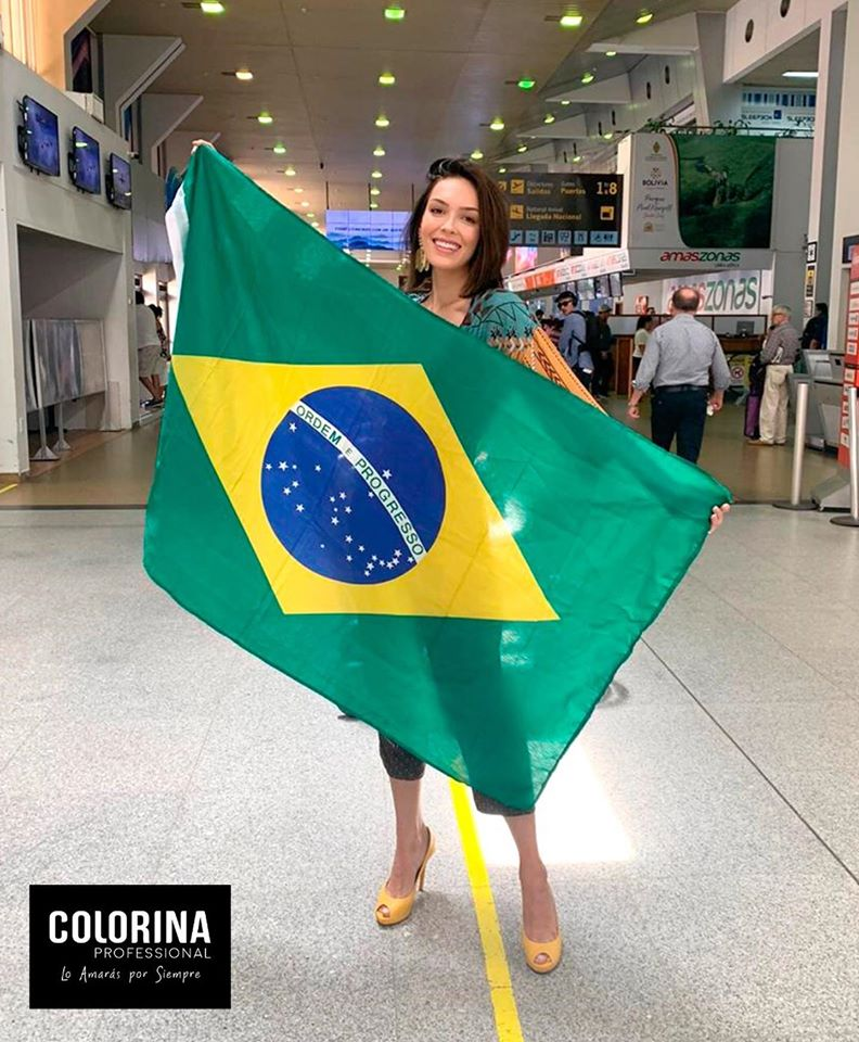 gabrielle vilela, top 2 de reyna hispanoamericana 2019/top 20 de miss grand international 2018/top 40 de miss world 2017/reyna internacional ganaderia 2013.  - Página 31 83310910