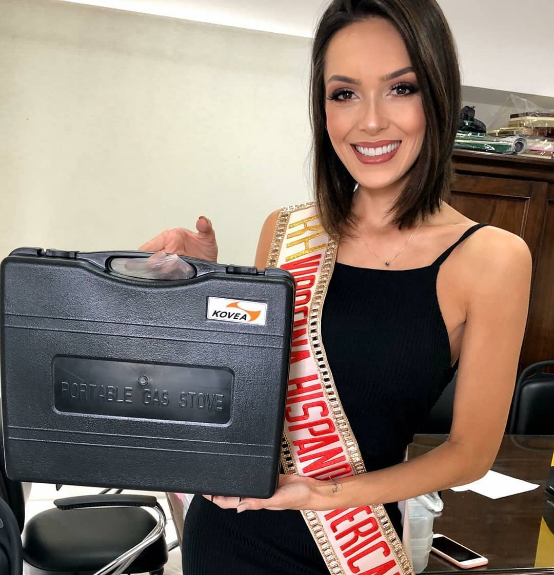 gabrielle vilela, top 2 de reyna hispanoamericana 2019/top 20 de miss grand international 2018/top 40 de miss world 2017/reyna internacional ganaderia 2013.  - Página 34 83401410