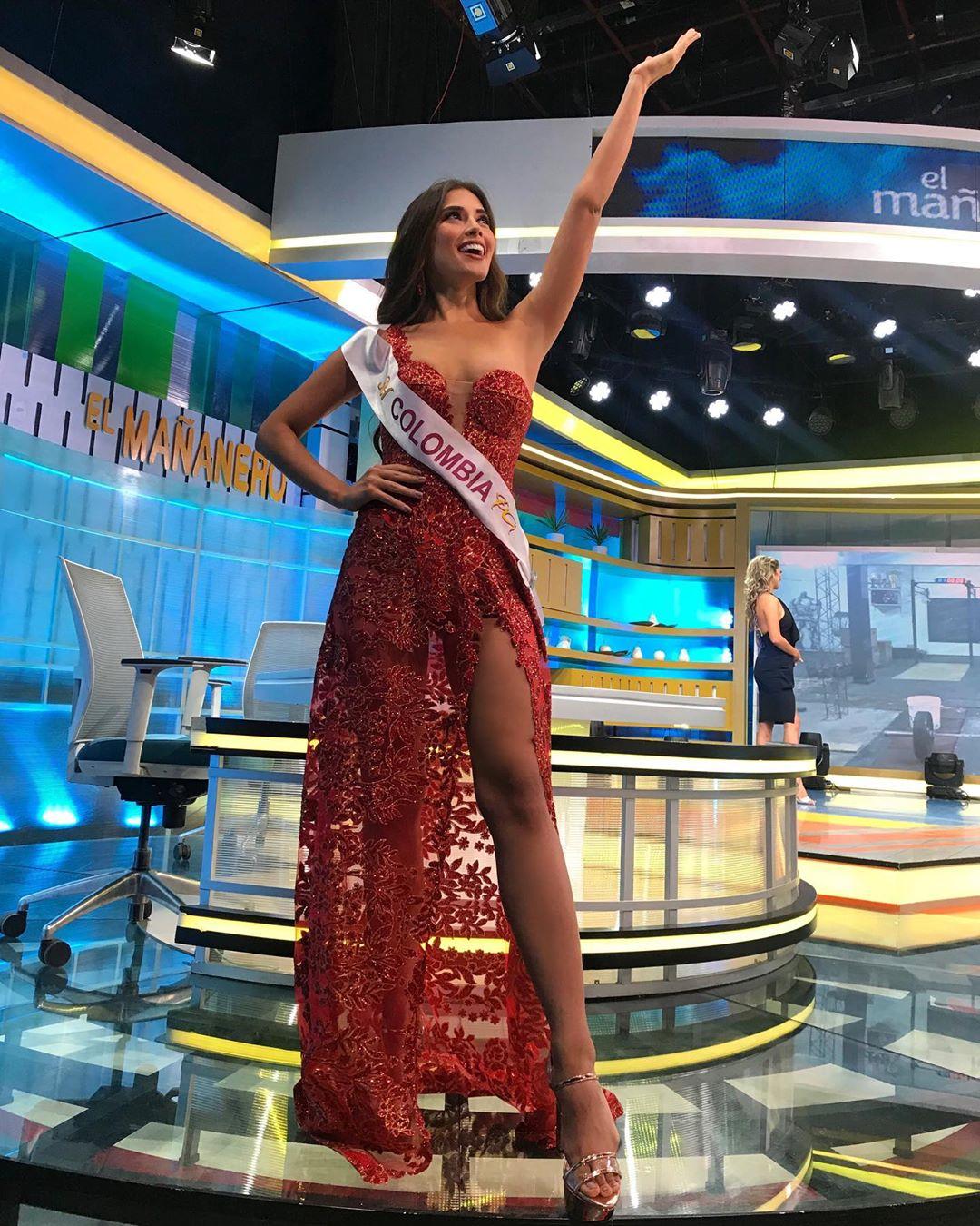 laura claro, primera finalista de reyna hispanoamericana 2019. - Página 6 83452910