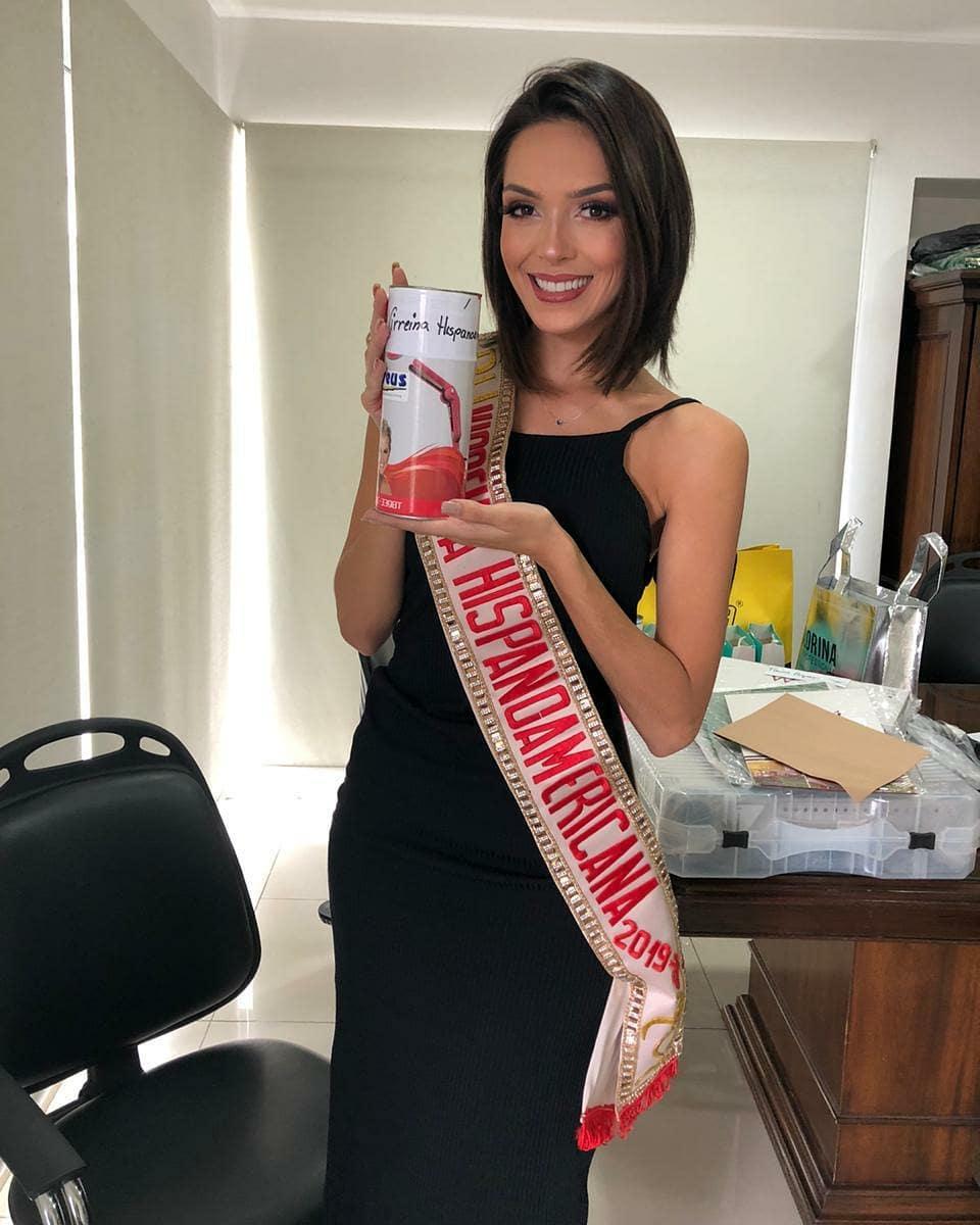 gabrielle vilela, top 2 de reyna hispanoamericana 2019/top 20 de miss grand international 2018/top 40 de miss world 2017/reyna internacional ganaderia 2013.  - Página 34 83530610