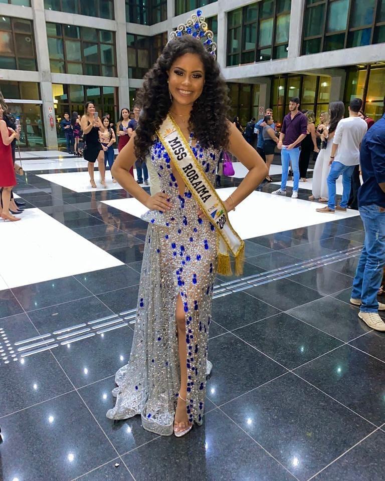natali vitoria, top 15 de miss brasil universo 2019 /miss brasil teen universe 2017. primeira miss negra a vencer o miss roraima. - Página 11 83608910
