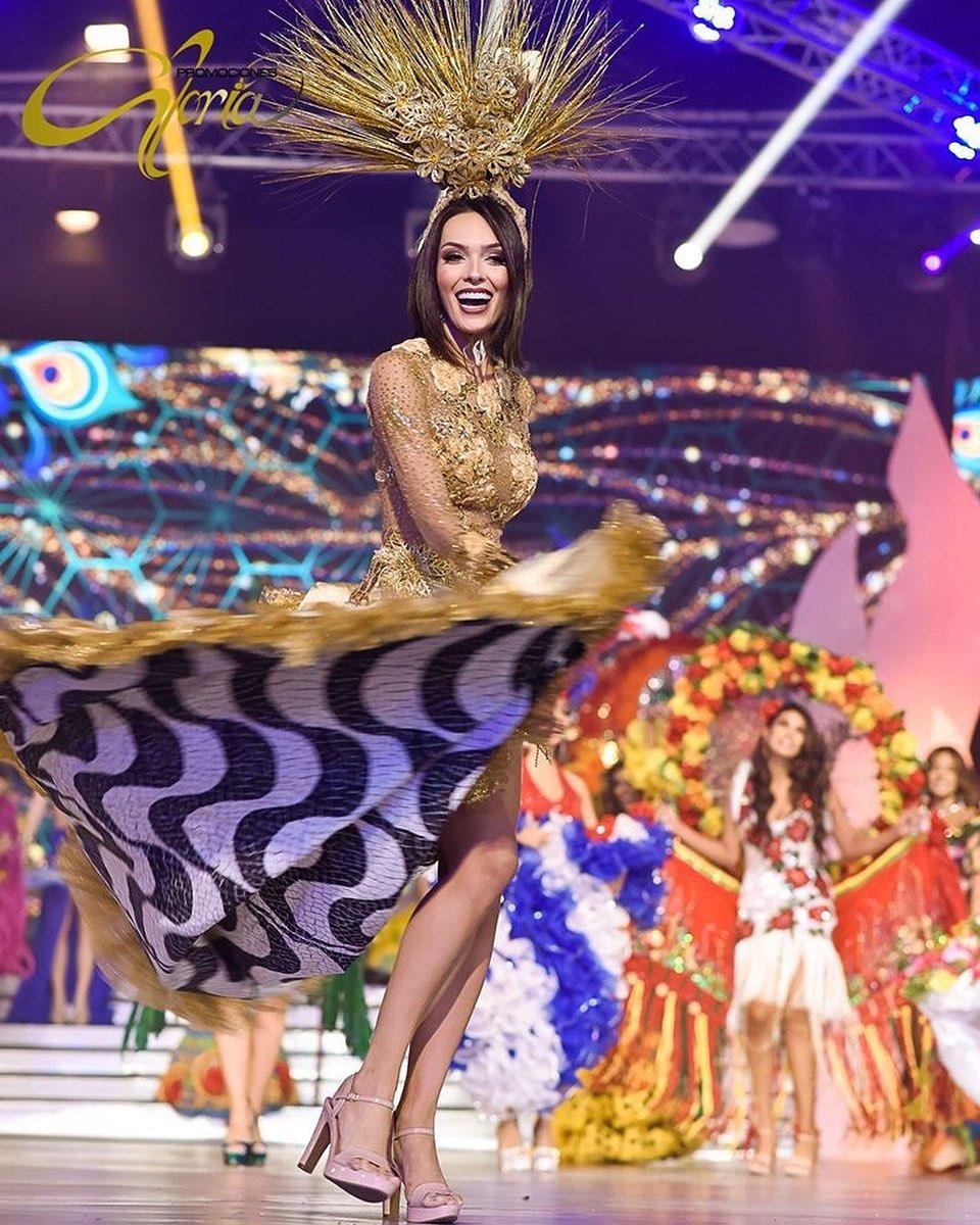gabrielle vilela, top 2 de reyna hispanoamericana 2019/top 20 de miss grand international 2018/top 40 de miss world 2017/reyna internacional ganaderia 2013.  - Página 34 83611910