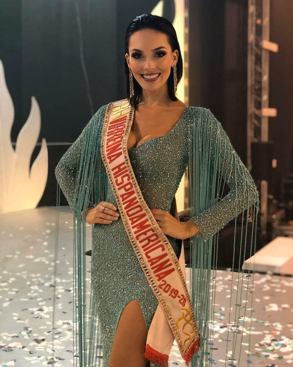 gabrielle vilela, top 2 de reyna hispanoamericana 2019/top 20 de miss grand international 2018/top 40 de miss world 2017/reyna internacional ganaderia 2013.  - Página 33 83633510