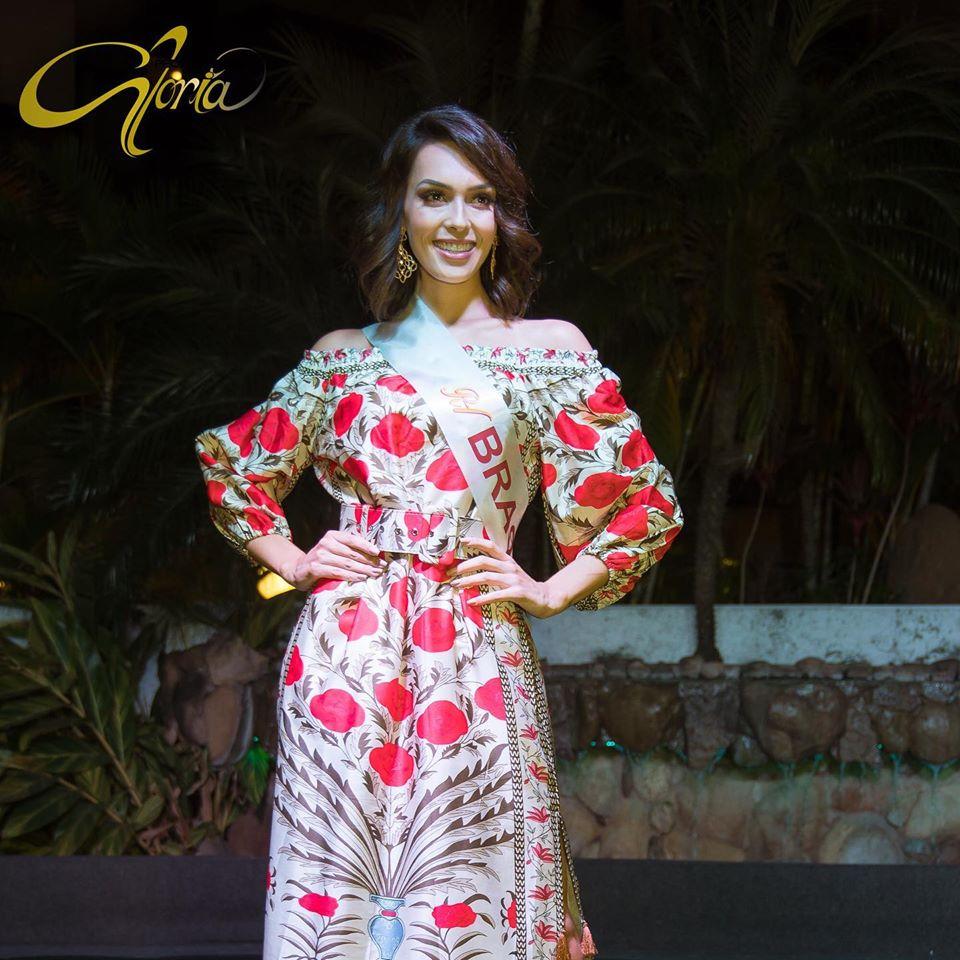 gabrielle vilela, top 2 de reyna hispanoamericana 2019/top 20 de miss grand international 2018/top 40 de miss world 2017/reyna internacional ganaderia 2013.  - Página 31 83672510