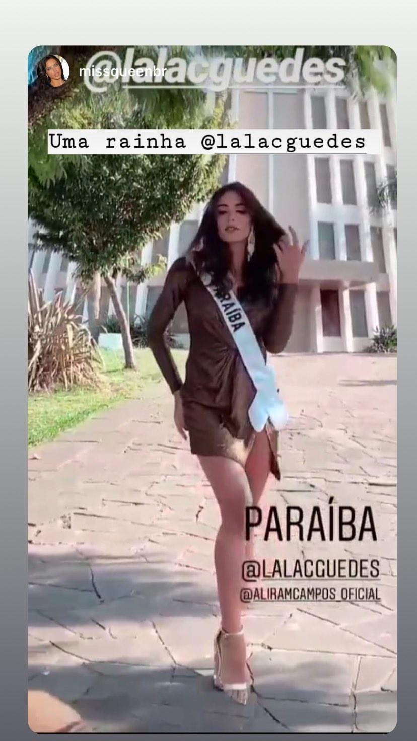 lala guedes, miss grand brasil 2020. - Página 6 83700910