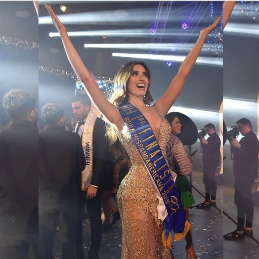laura claro, primera finalista de reyna hispanoamericana 2019. - Página 8 83749710