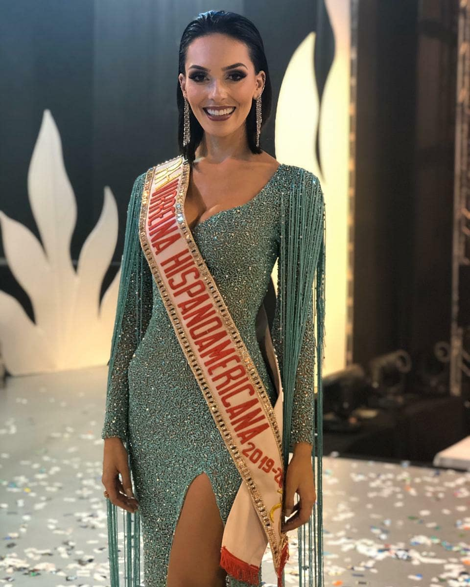 gabrielle vilela, top 2 de reyna hispanoamericana 2019/top 20 de miss grand international 2018/top 40 de miss world 2017/reyna internacional ganaderia 2013.  - Página 33 83768110