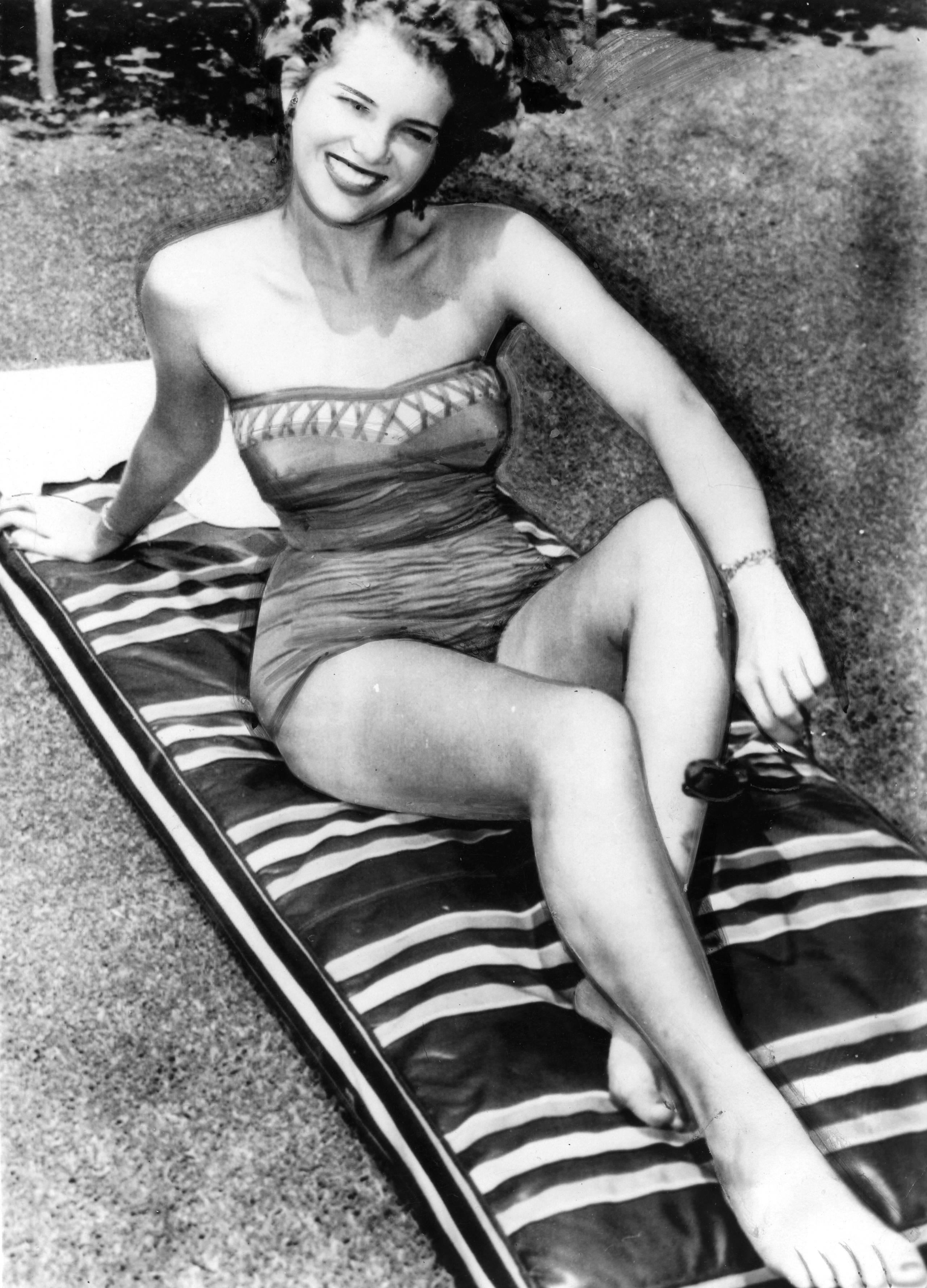 martha rocha, top 2 de miss universe 1954. primeira brasileira a participar de miss universe.†  - Página 4 83790911