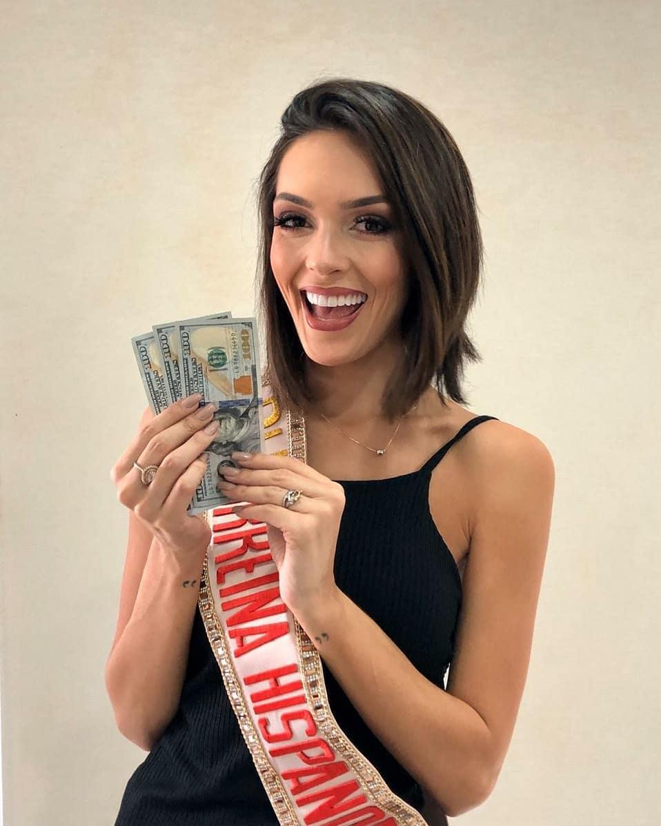 gabrielle vilela, top 2 de reyna hispanoamericana 2019/top 20 de miss grand international 2018/top 40 de miss world 2017/reyna internacional ganaderia 2013.  - Página 34 83862810