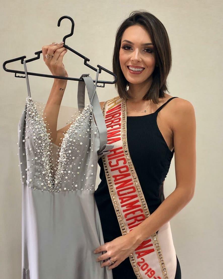 gabrielle vilela, top 2 de reyna hispanoamericana 2019/top 20 de miss grand international 2018/top 40 de miss world 2017/reyna internacional ganaderia 2013.  - Página 34 83864510