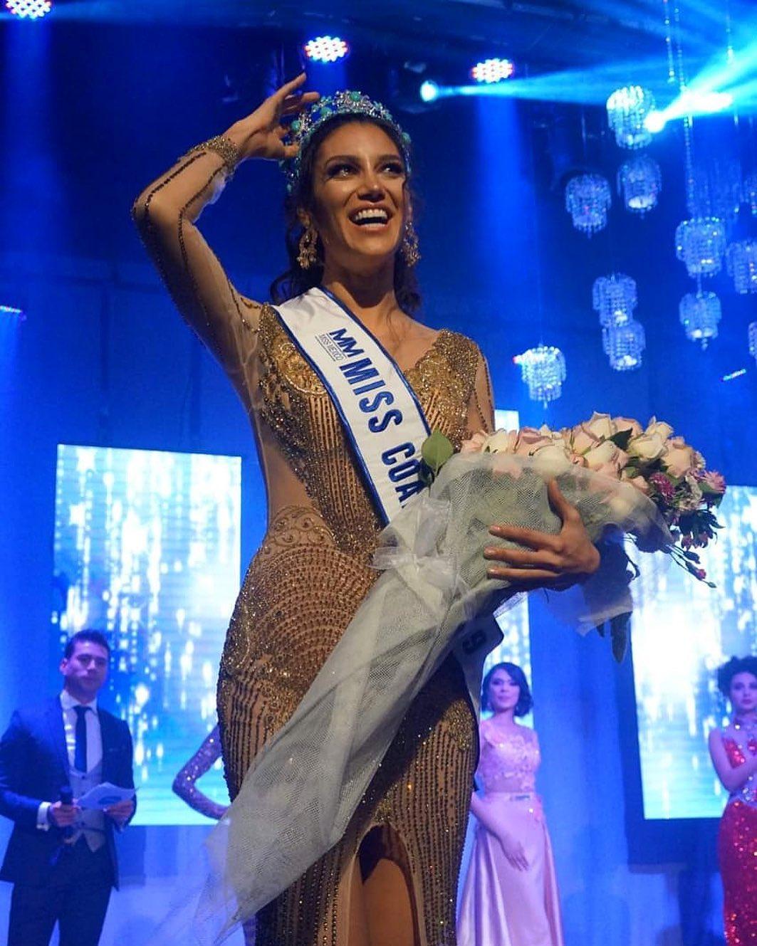 georgina vargas, candidata a miss mexico 2020, representando coahuila. - Página 3 83893710