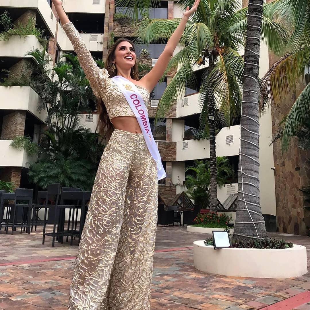 laura claro, primera finalista de reyna hispanoamericana 2019. - Página 7 83898311