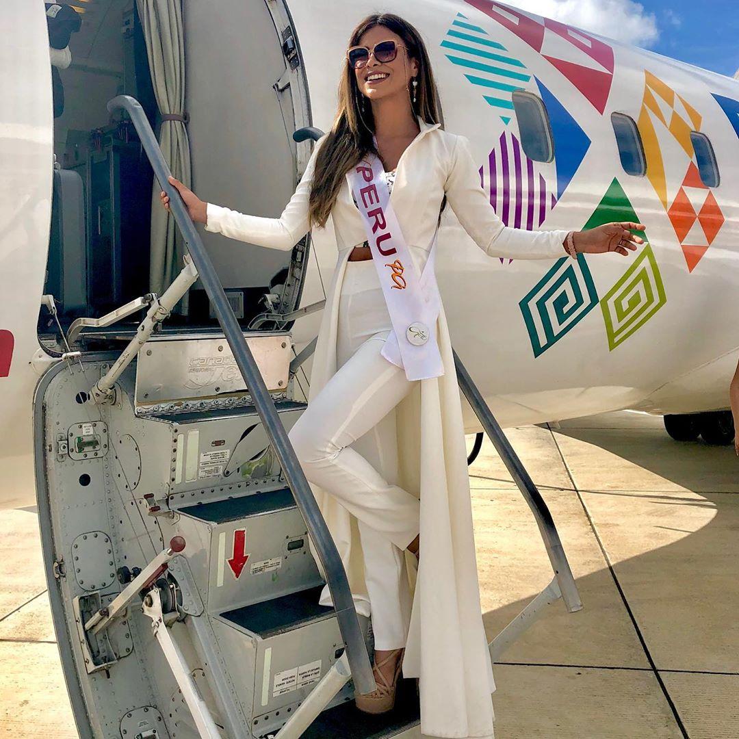 pierina melendez, miss hispanoamericana peru 2019. - Página 3 83907010