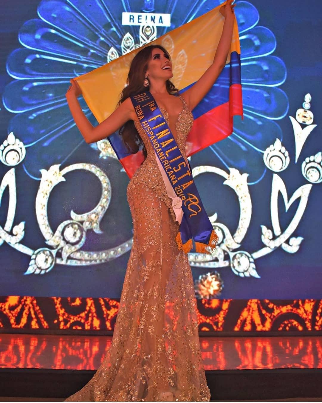 laura claro, primera finalista de reyna hispanoamericana 2019. - Página 8 83910310
