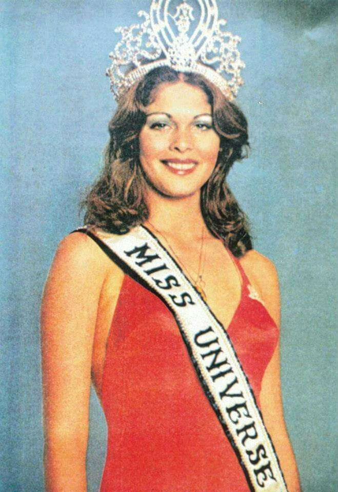 rina messinger, miss universe 1976. 83cee910