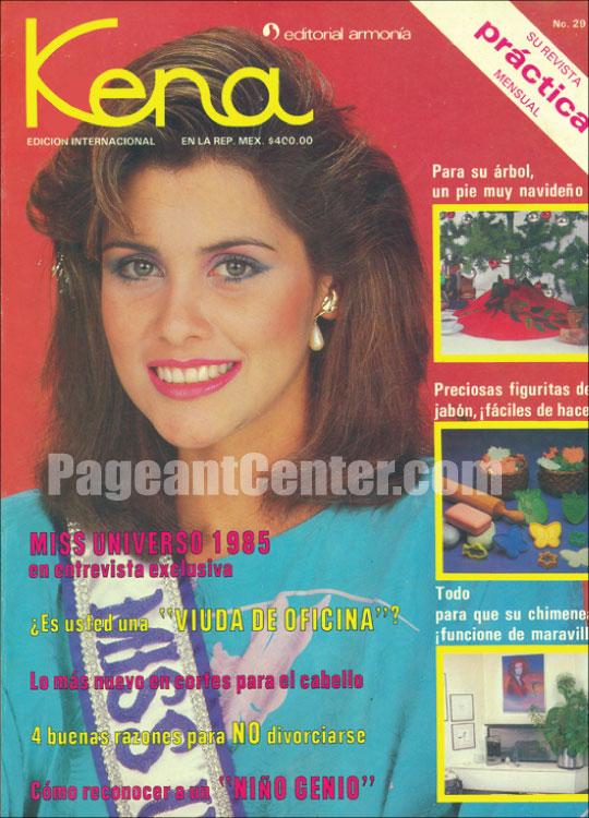 deborah carthy-deu, miss universe 1985. - Página 4 84284410
