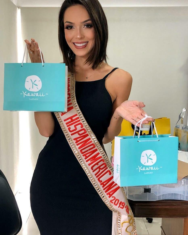 gabrielle vilela, top 2 de reyna hispanoamericana 2019/top 20 de miss grand international 2018/top 40 de miss world 2017/reyna internacional ganaderia 2013.  - Página 34 84358811