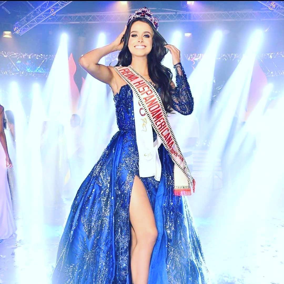 regina peredo, reyna hispanoamericana 2019. - Página 9 84476410