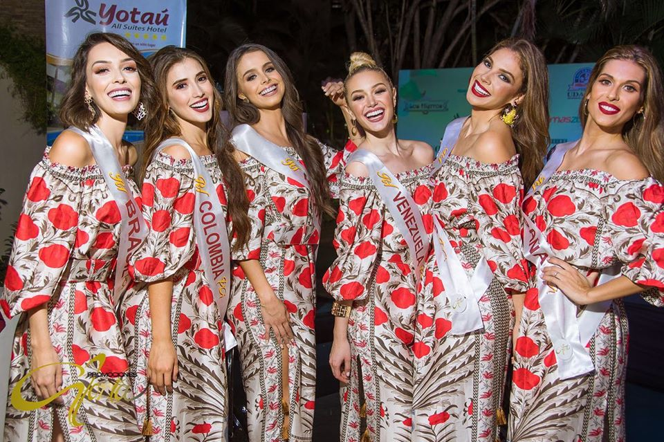 gabrielle vilela, top 2 de reyna hispanoamericana 2019/top 20 de miss grand international 2018/top 40 de miss world 2017/reyna internacional ganaderia 2013.  - Página 31 84494310