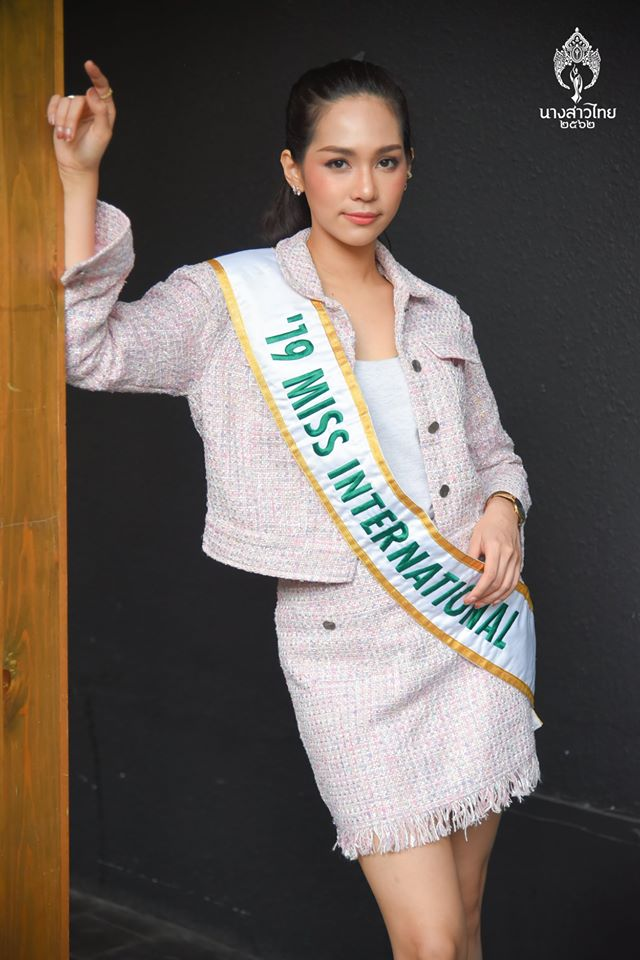 sireethorn leearamwat, miss international 2019. 84544210