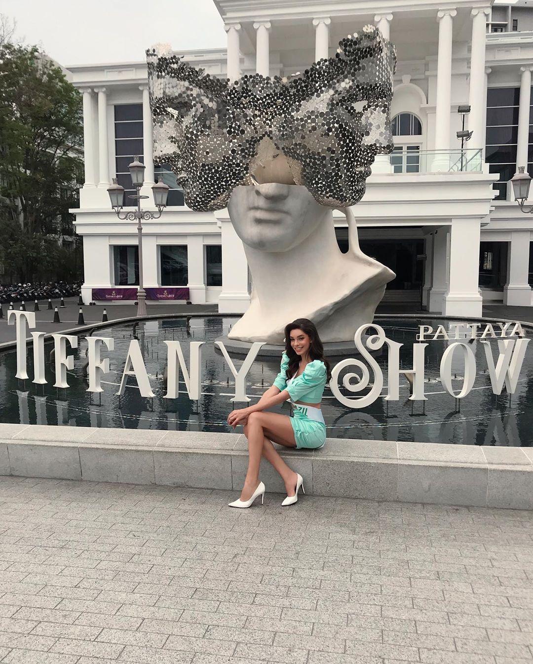 ariella moura, 2nd runner-up de miss international queen 2020.   - Página 6 84588710