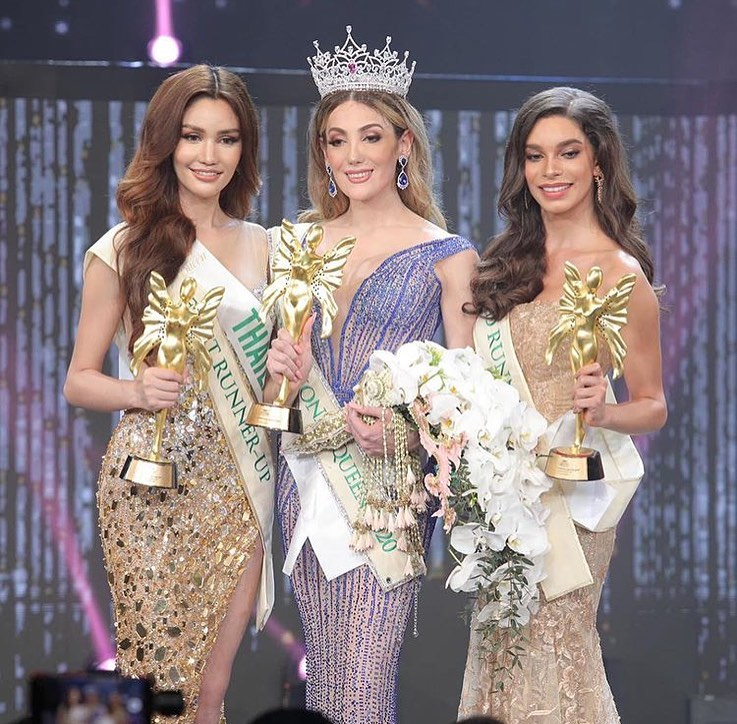 ariella moura, 2nd runner-up de miss international queen 2020.   - Página 8 84615210