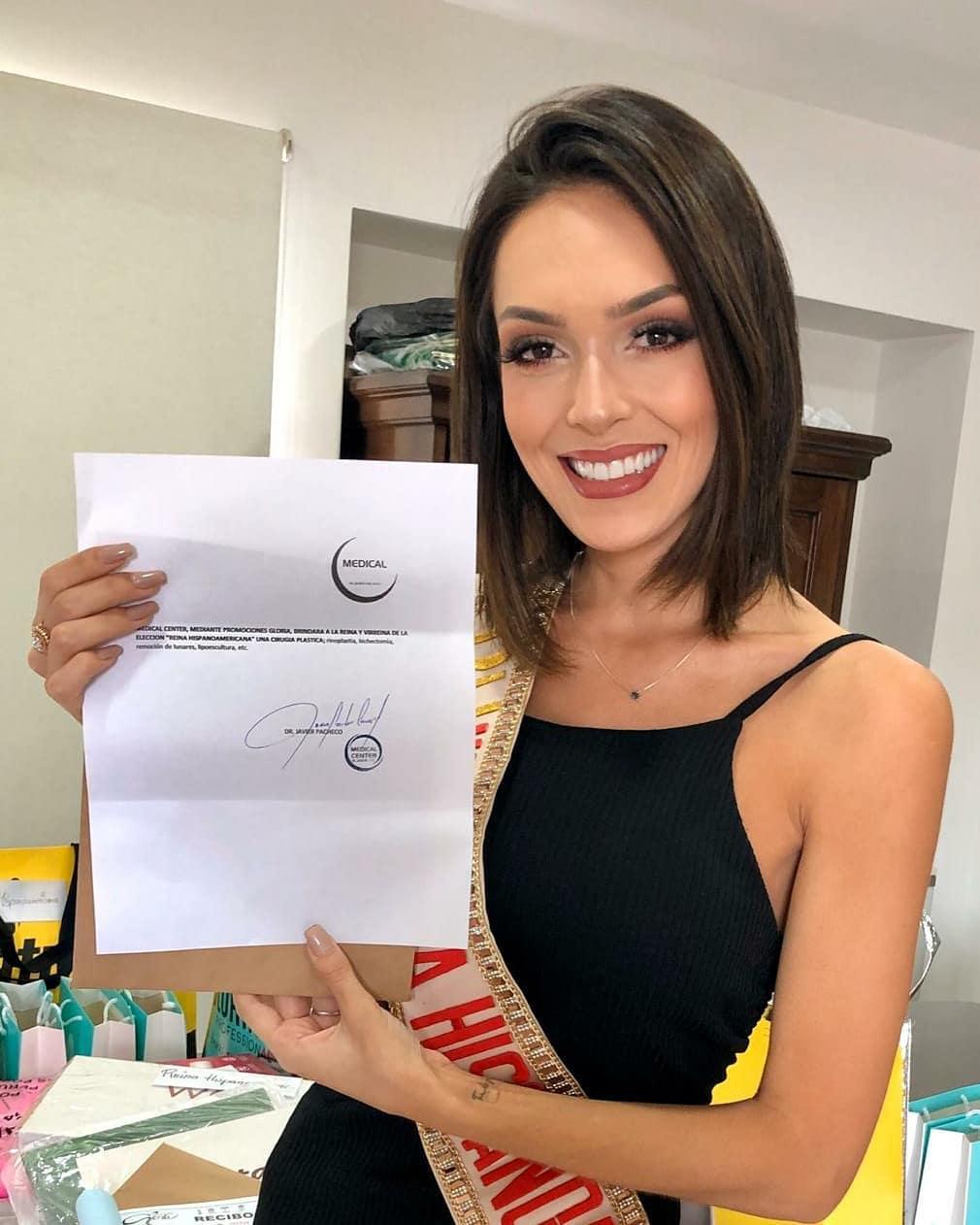 gabrielle vilela, top 2 de reyna hispanoamericana 2019/top 20 de miss grand international 2018/top 40 de miss world 2017/reyna internacional ganaderia 2013.  - Página 34 84719510