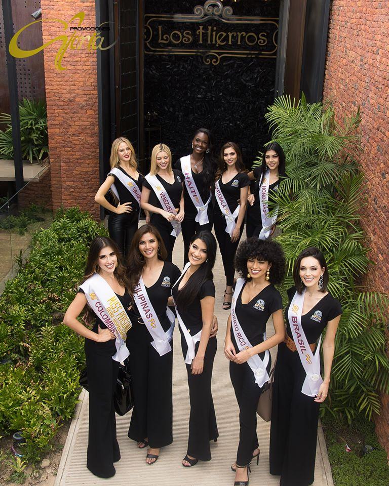 gabrielle vilela, top 2 de reyna hispanoamericana 2019/top 20 de miss grand international 2018/top 40 de miss world 2017/reyna internacional ganaderia 2013.  - Página 33 84827810