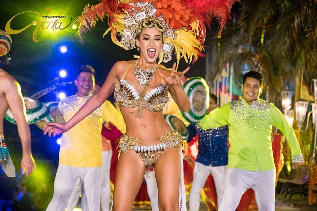 laura claro, primera finalista de reyna hispanoamericana 2019. - Página 6 84849610