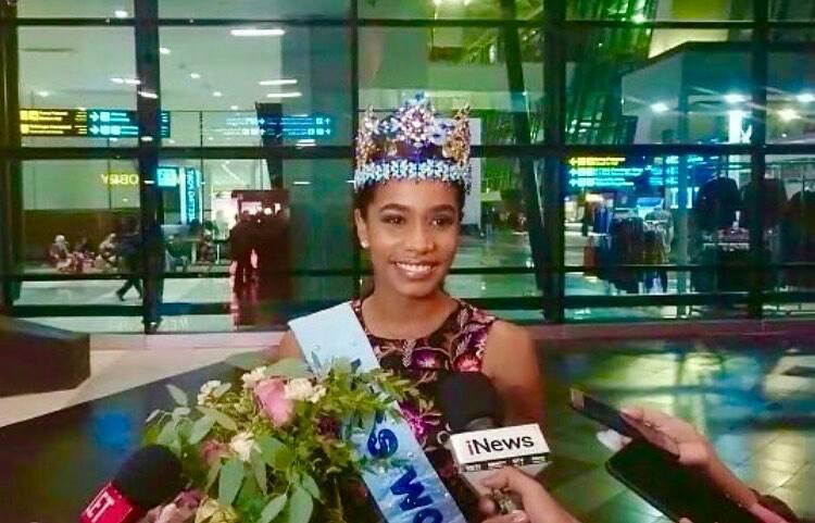 toni-ann singh, miss world 2019. - Página 11 86809010