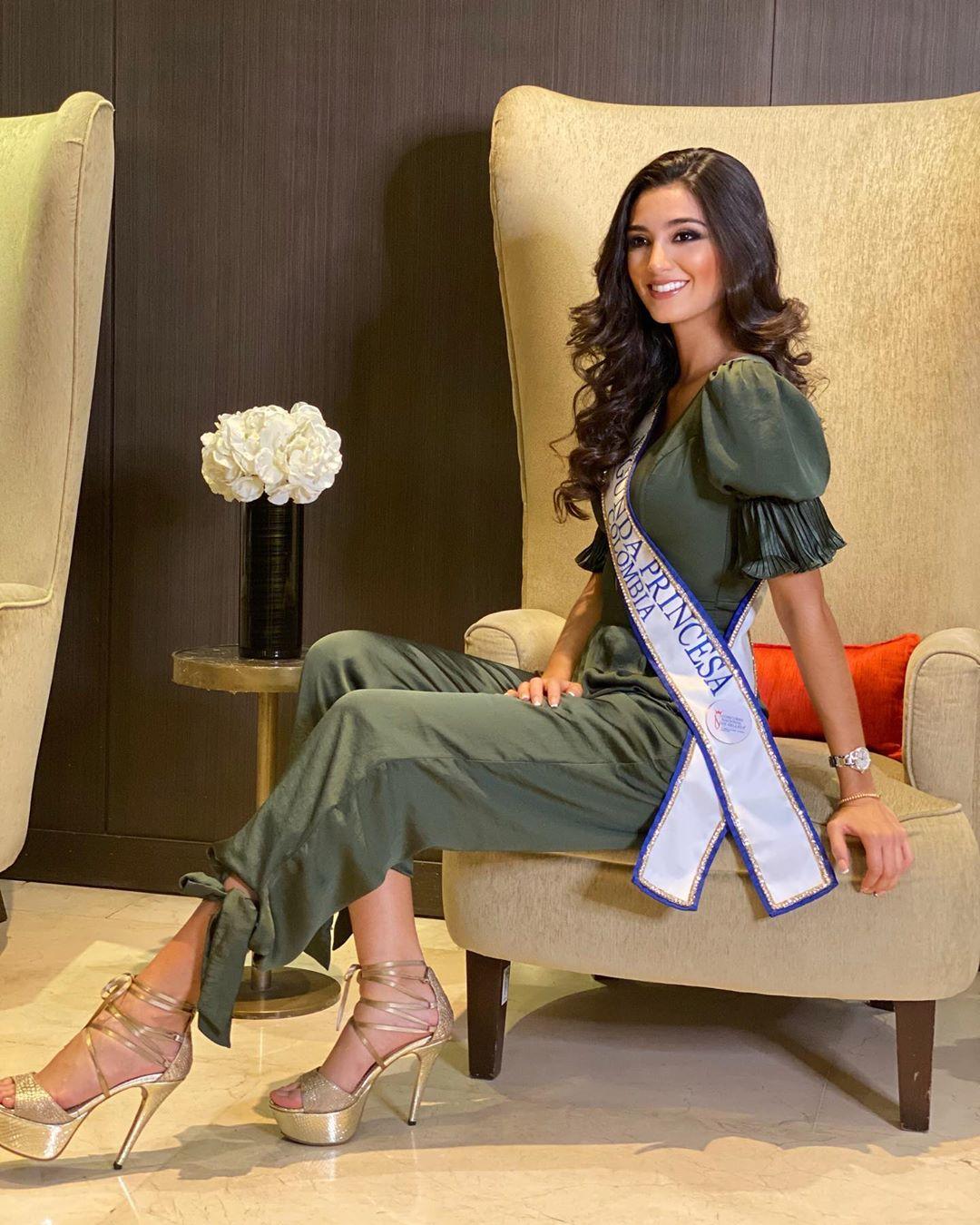 mariana jaramillo, miss charm colombia 2020. - Página 2 87322110