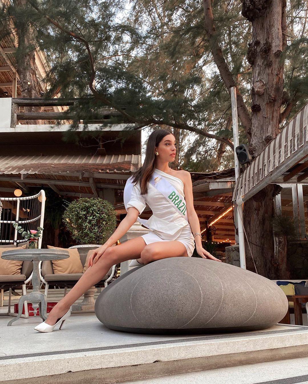 ariella moura, 2nd runner-up de miss international queen 2020.   - Página 6 87396010