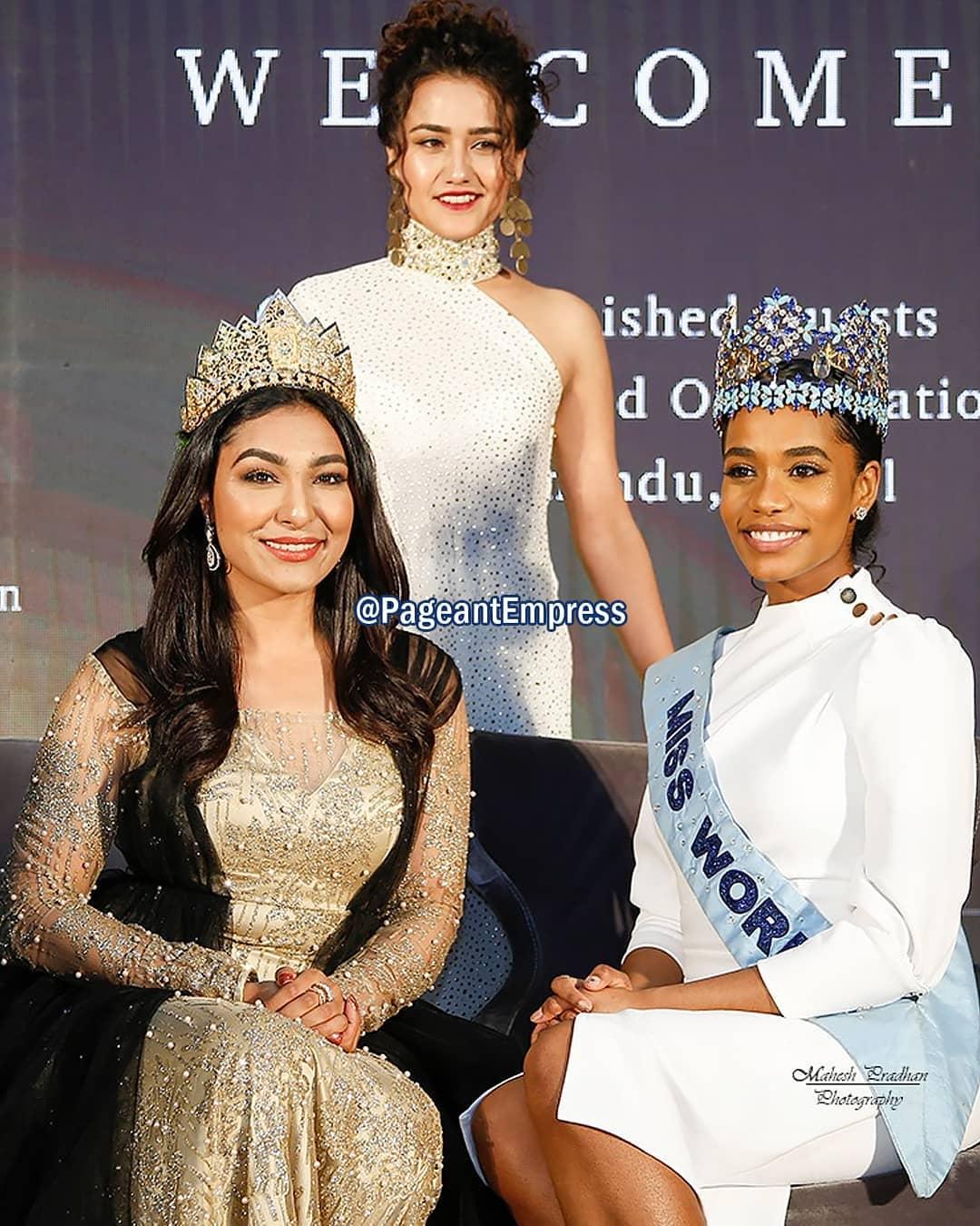 toni-ann singh, miss world 2019. - Página 19 87427810
