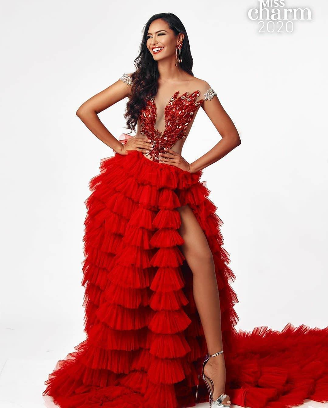 romina lozano, miss charm peru 2020/miss peru universo 2018. - Página 21 87490410