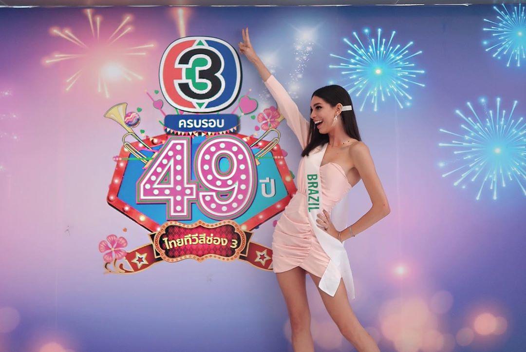 ariella moura, 2nd runner-up de miss international queen 2020.   - Página 8 87875210