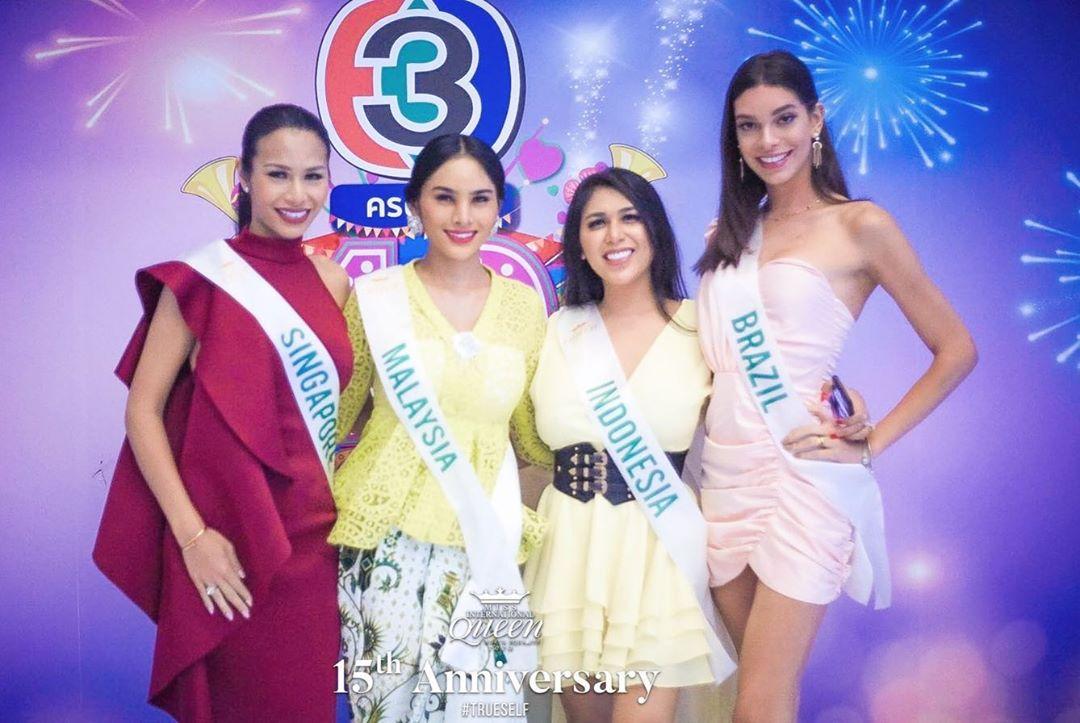 ariella moura, 2nd runner-up de miss international queen 2020.   - Página 8 87891510
