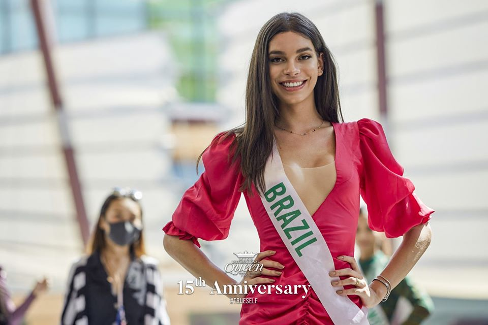 ariella moura, 2nd runner-up de miss international queen 2020.   - Página 7 88141210