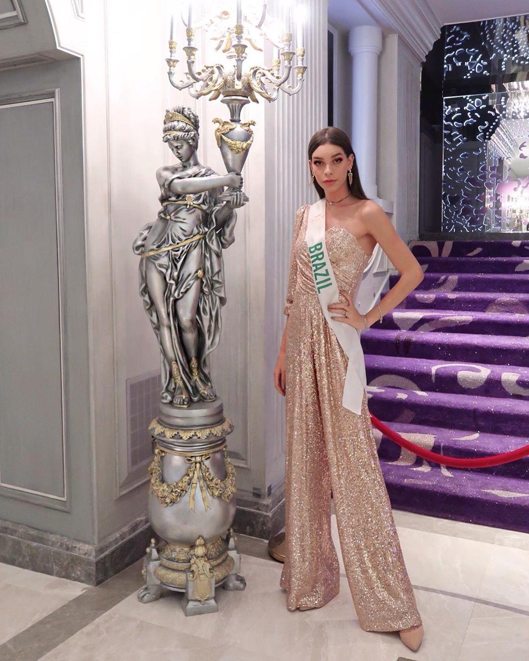 ariella moura, 2nd runner-up de miss international queen 2020.   - Página 8 88853810