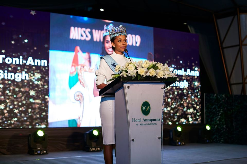 toni-ann singh, miss world 2019. - Página 17 89034510