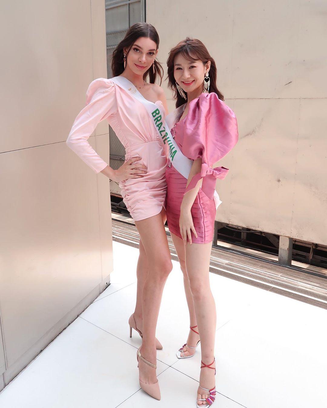 ariella moura, 2nd runner-up de miss international queen 2020.   - Página 8 89232710