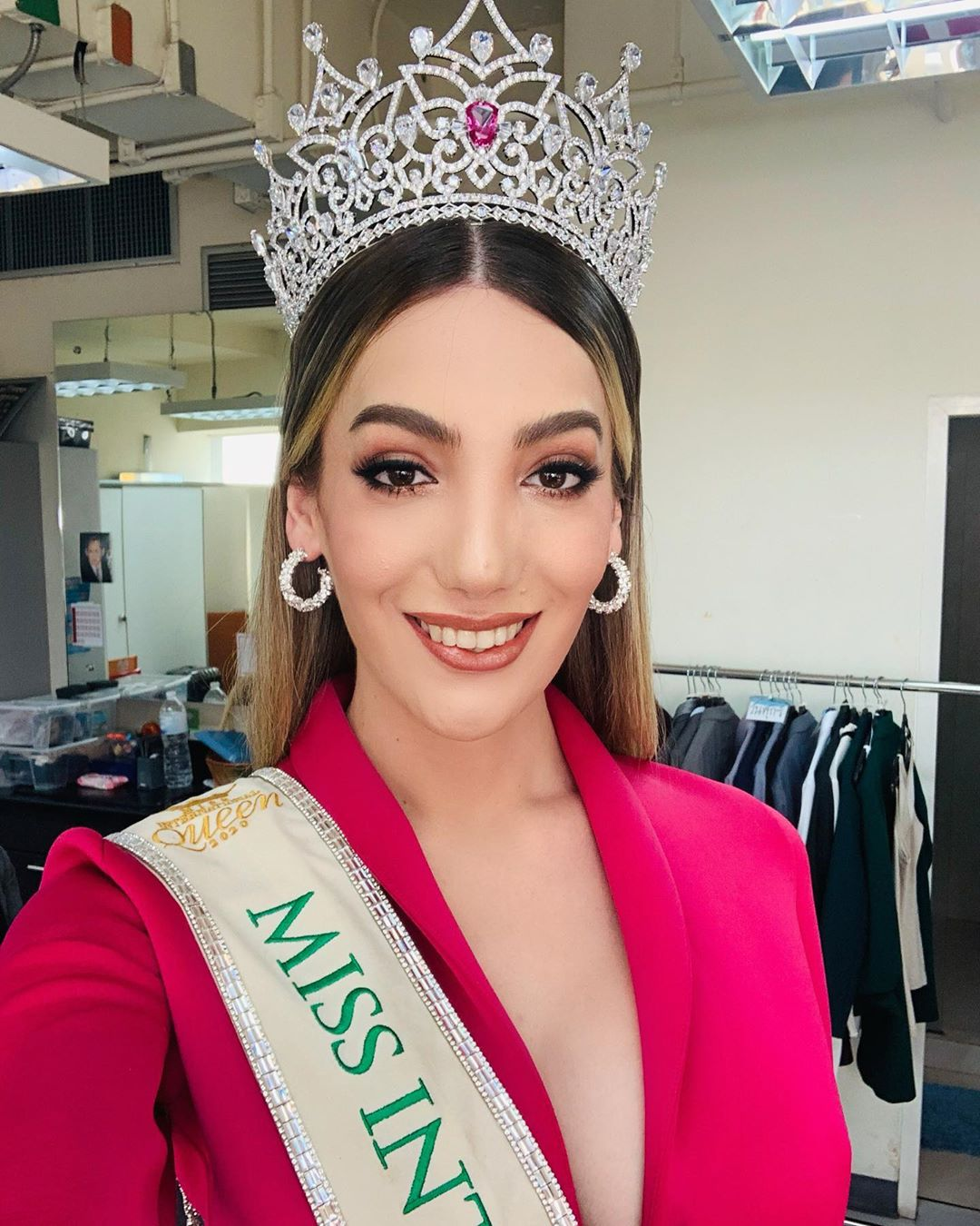 valentina fluchaire, miss international queen 2020. 89285610