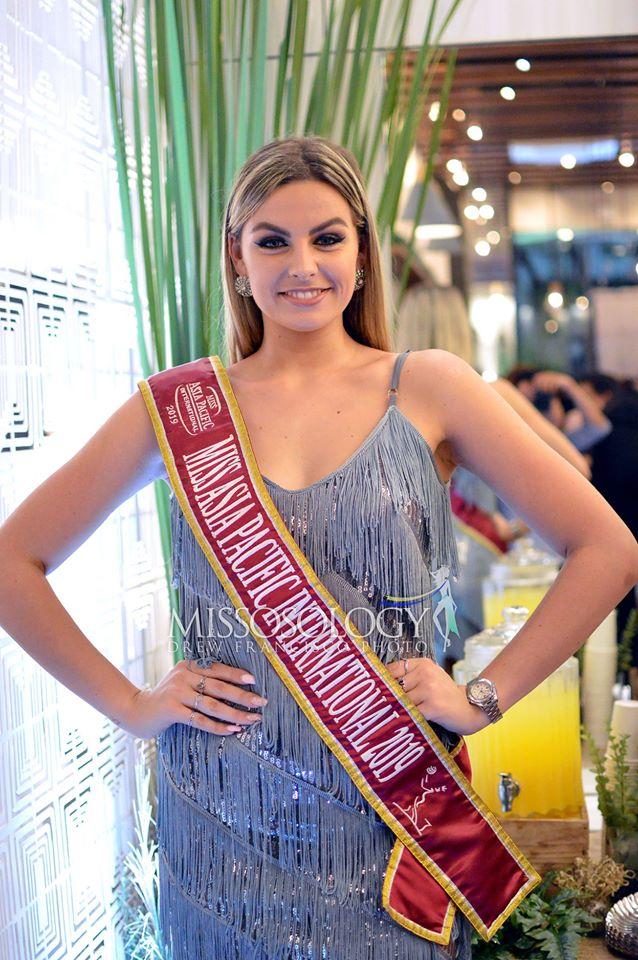 chaiyenne huisman, miss asia pacific international 2019. - Página 4 89337710