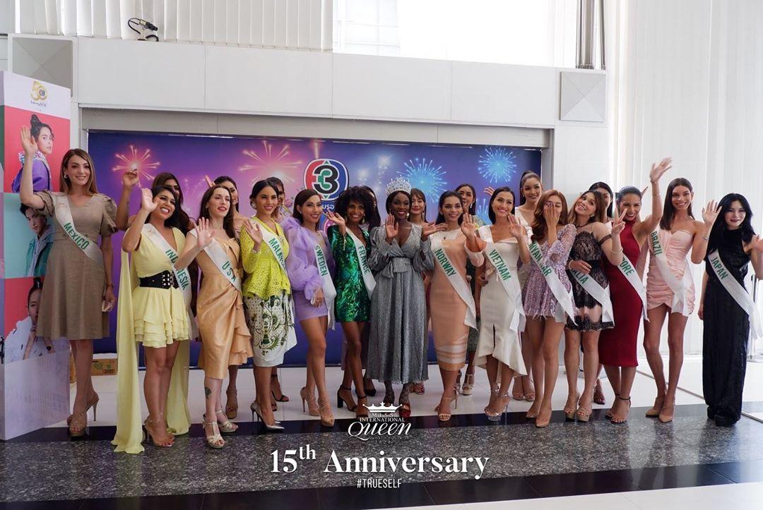 ariella moura, 2nd runner-up de miss international queen 2020.   - Página 8 89342210