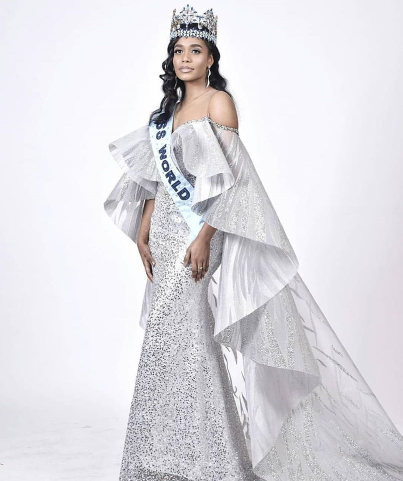 toni-ann singh, miss world 2019. - Página 16 89583310