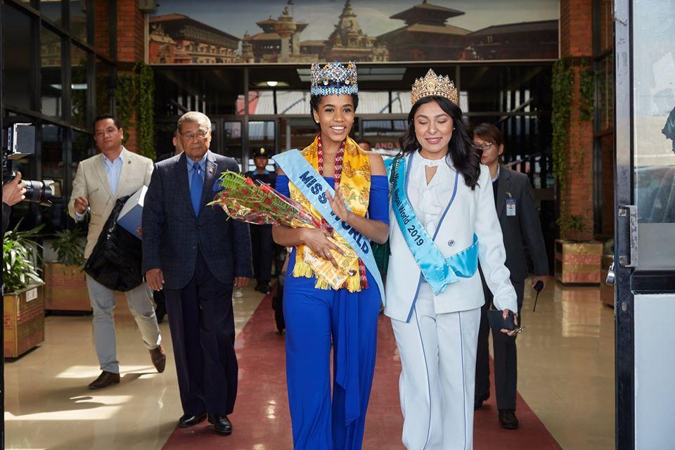 toni-ann singh, miss world 2019. - Página 16 89788810
