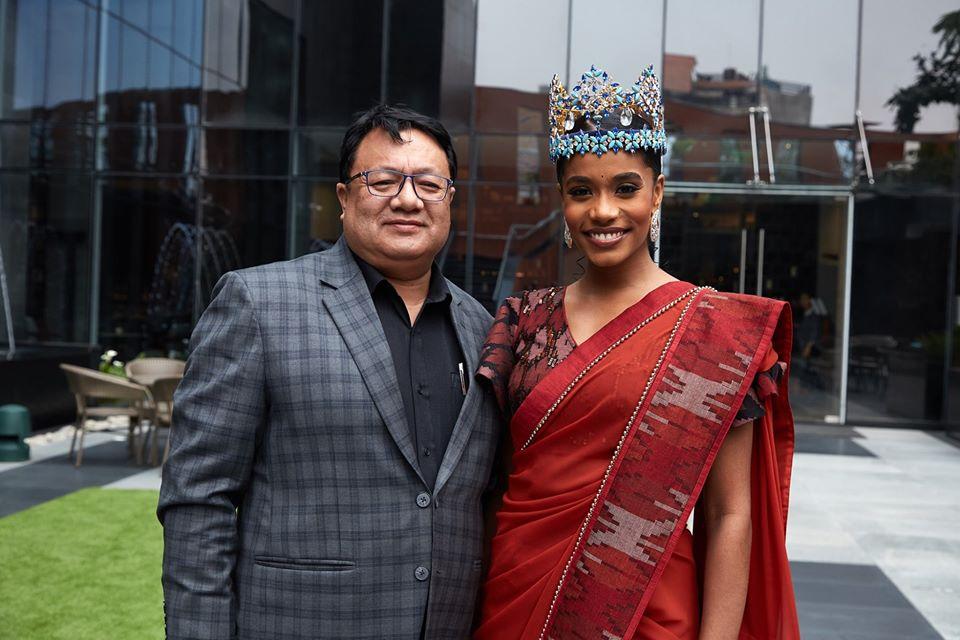 toni-ann singh, miss world 2019. - Página 17 89897710