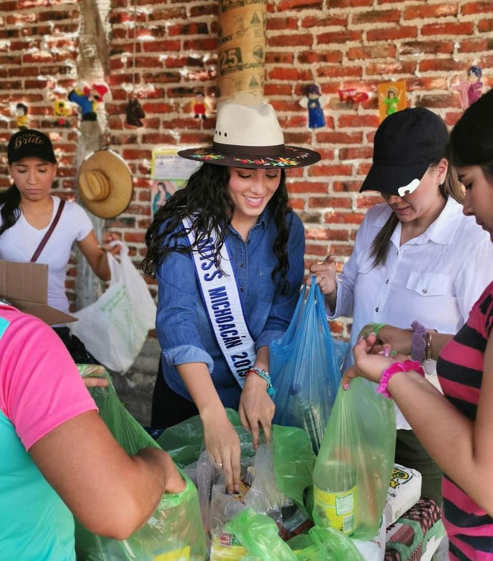 karolina vidales, candidata a miss mexico 2020, representando michoacan. - Página 2 90214910