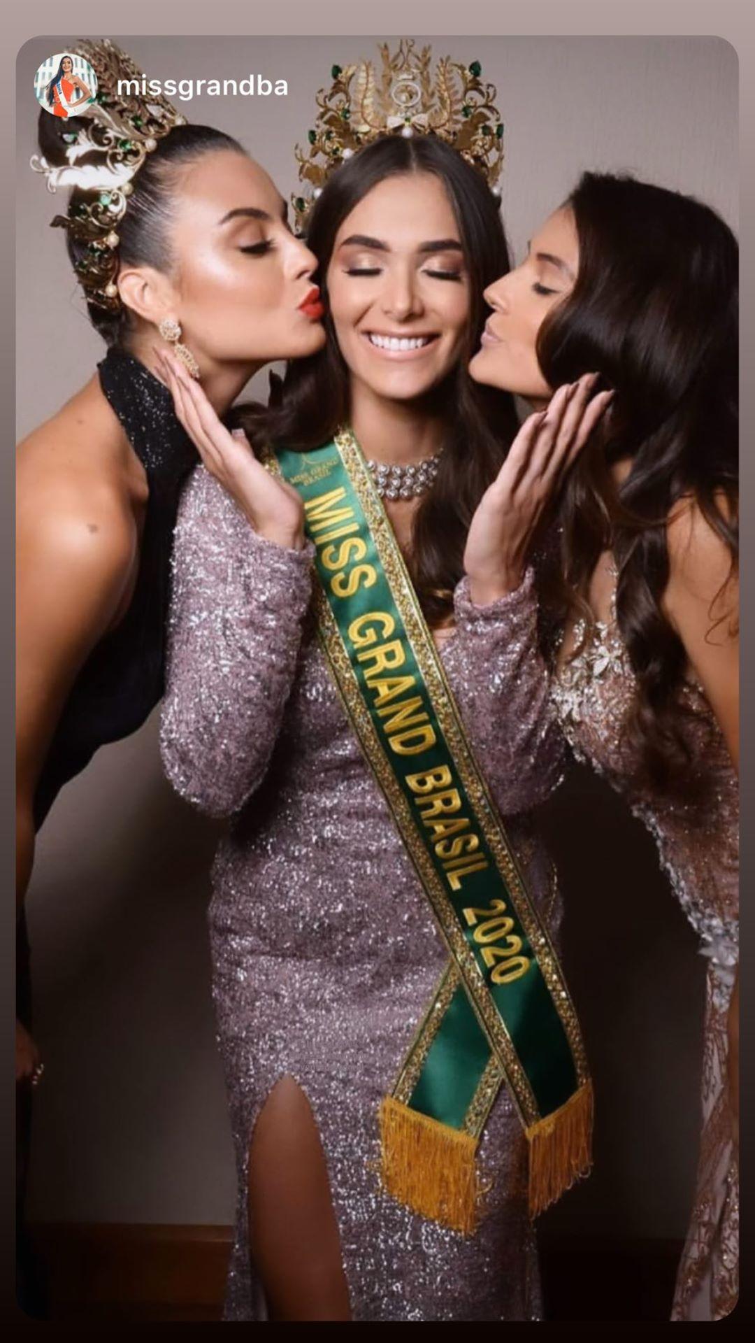 lala guedes, miss grand brasil 2020. - Página 7 90435610