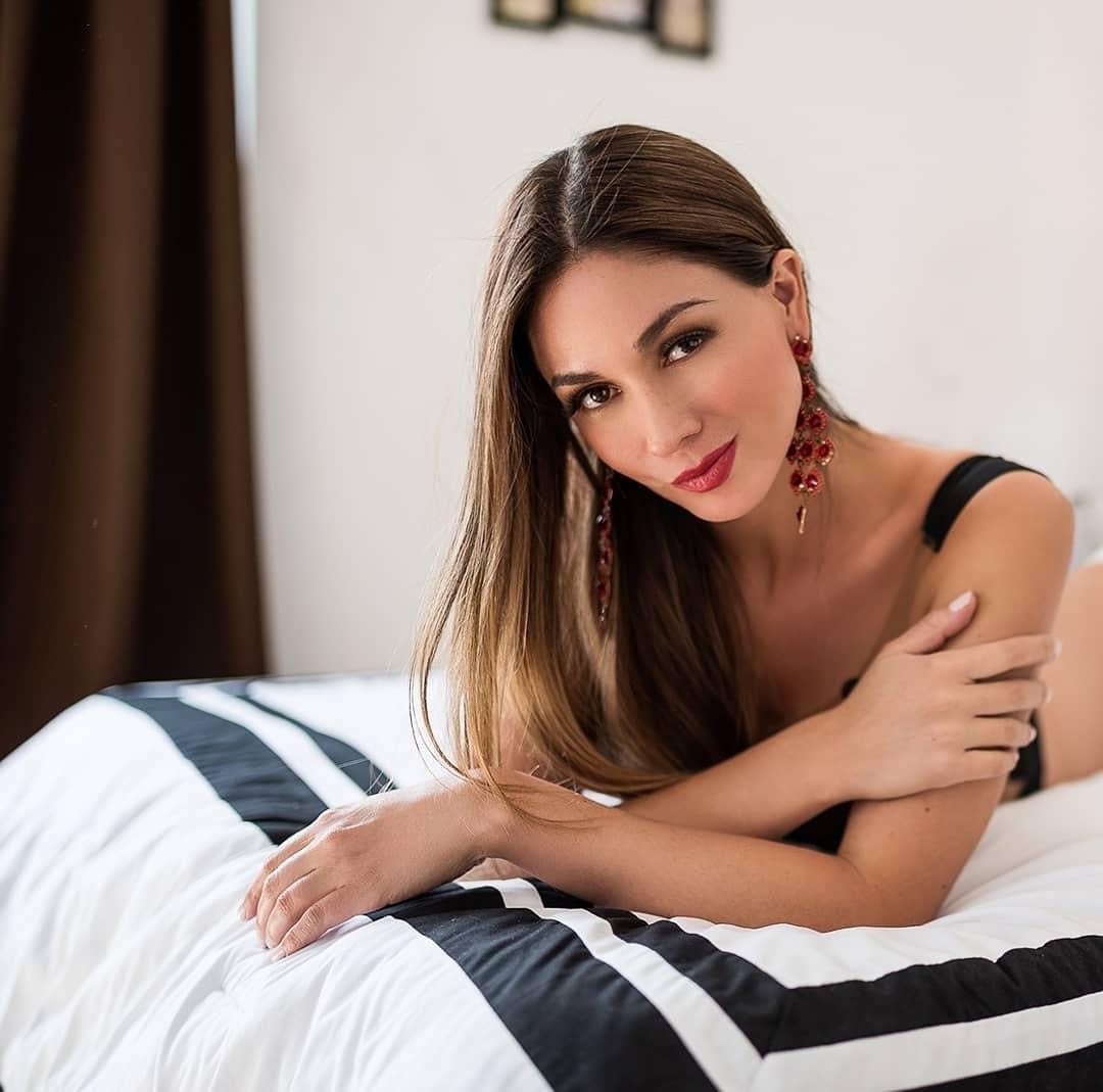 hany portocarrero, 1st runner-up de miss global 2019. - Página 2 90994910