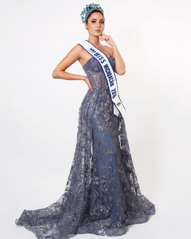 karolina vidales, candidata a miss mexico 2020, representando michoacan. 91475210